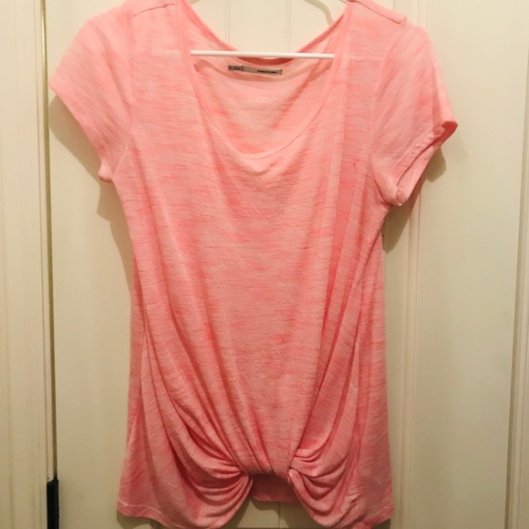 Maurices Tops - Maurice's Knot Front Tee